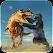 Gorilla Battle: Dinosaur World Survival