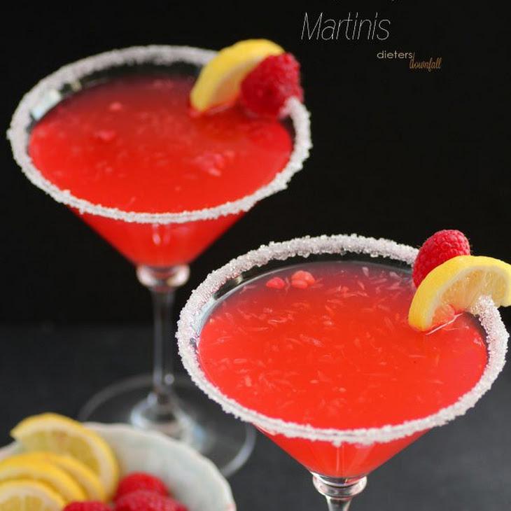 Raspberry Lemon Infused Vodka Recipe