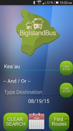 Big Island Bus