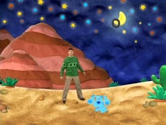 Blue's Clues - Skidoo Adventure