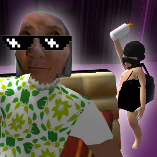 Baixar Baby Granny 3D - fuga: jogo de simulador
