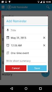 To Do Reminder - screenshot thumbnail