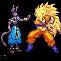 Destruction king saiyan battle icon