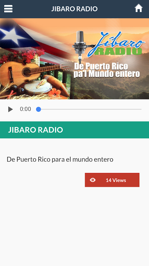 Jibaro Radio- screenshot