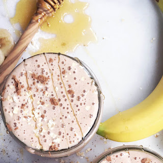 Oatmeal Cookie Protein Shake
