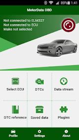 MotorData OBD Car Diagnostics. ELM OBD2 scanner Apk Download Free for PC, smart TV