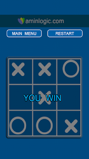 Tic Tac Toe- screenshot thumbnail