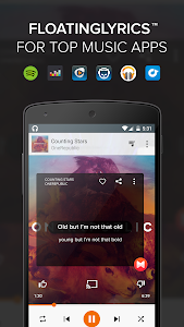 Musixmatch music & lyrics v4.4.5 build 2015030401