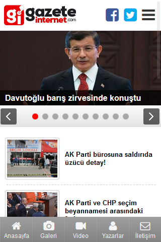 Gazete İnternet