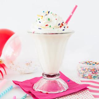 Vanilla Cake Batter Frappuccino