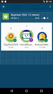 Savanasoft Minesweeper Classic - náhled