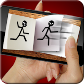 Stickman: draw animation