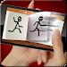 Stickman: draw animation icon