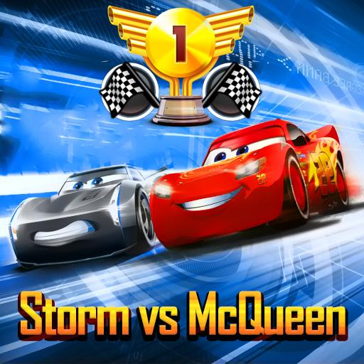 Lightning Car Racing Mcqueen