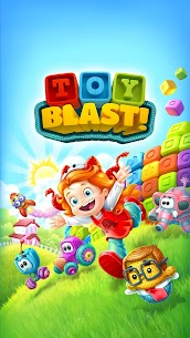 Toy Blast Mod Apk 9050 (Unlimited Lives/Boosters + 100 Moves) 8