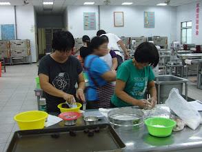Photo: 20110924點心製作