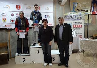 Photo: VI Memoriał Jurka Piechowskiego - Białystok (22-23.01.2014) A.Dederko I miejsce