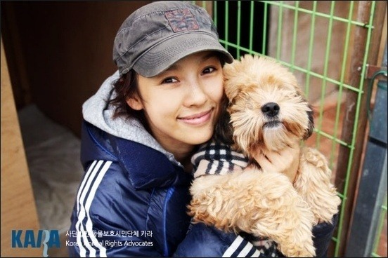 twice lee hyori animal shelter 3