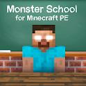 Monster School for Minecraft PE icon