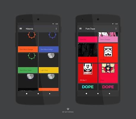Dope Walls- screenshot