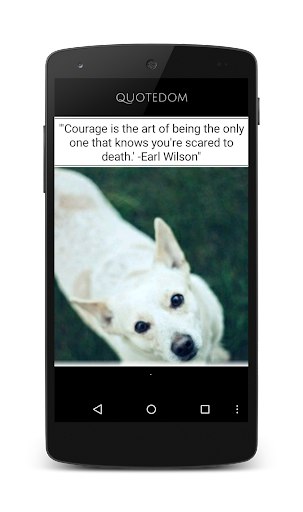 Quotedom: Quotes for life