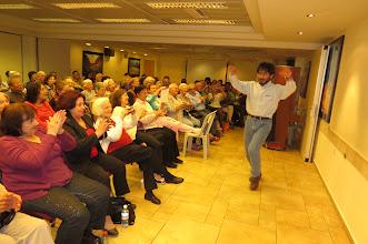 Photo: Tsvi Sadan en juda ashkenaza danco