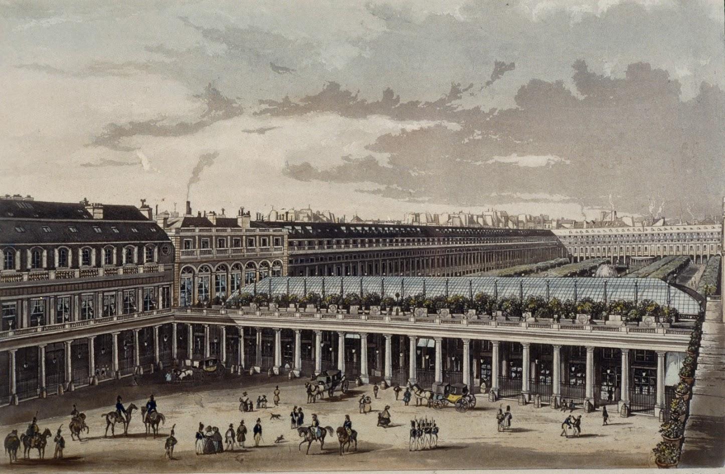 ALLAN KARDEC EM PARIS » Palais Royal
