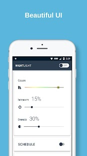 Night Light Pro: Blue Light Filter, Night Mode Screenshot