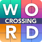 Word Crossing - No Clue Crossword Icon
