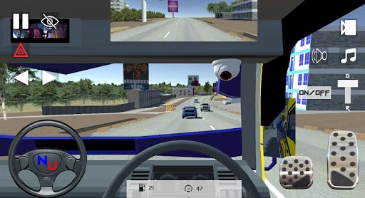Nganya Unlimited Rongai 1.2(Matatu simulator) apkmr screenshots 4
