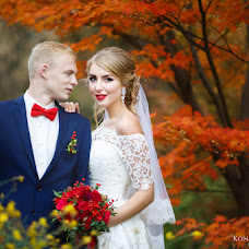 Wedding photographer Konstantin Tronin (castenoid). Photo of 29.01.2016