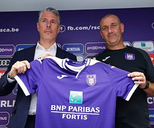 📷  Un slogan, une date, un nouveau sponsor: voici les nouveaux maillots du Sporting d'Anderlecht