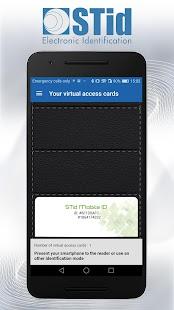 STid Mobile ID - náhled