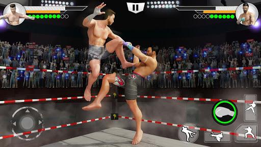 Muay Thai Fighting Clash: kick Boxing origin 2018 1.0.2 screenshots 3