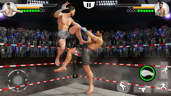 Muay Thai Fighting Clash Kick Boxing Origin 2018 v1.0 APK Full