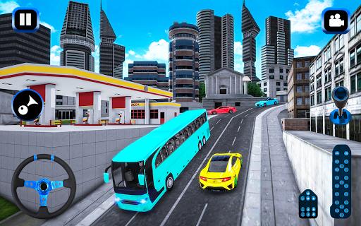 Modern Bus Parking Adventure - Advance Bus Games apkdebit screenshots 2