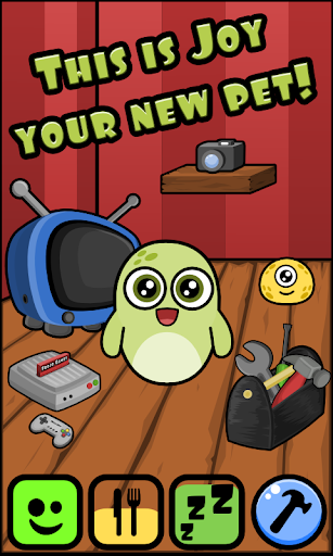 Joy ? Virtual Pet Game screenshot 8