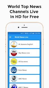 Watch Live Tv Online Free : Live News - Aplikacionet në Google Play