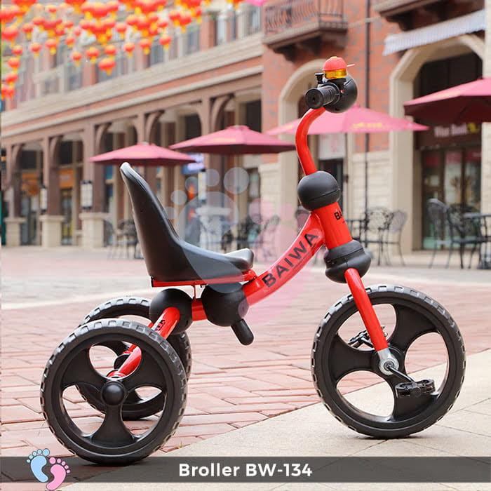 Xe đạp ba bánh Broller XD3-134 4