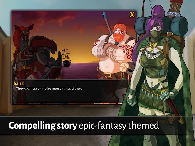 android Swords of Anima Screenshot 2