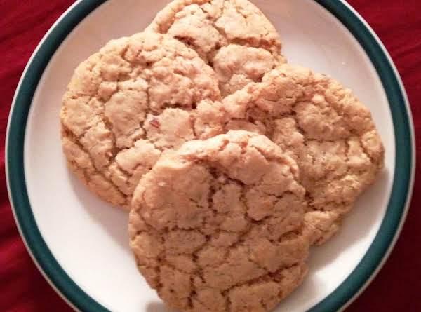 Dishpan Cookies Recipe