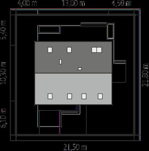 E4 G1 wersja A MULTI-COMFORT - Sytuacja