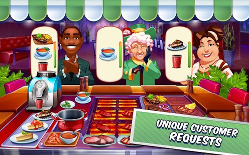 [Download Cooking Craze for PC] Screenshot 1