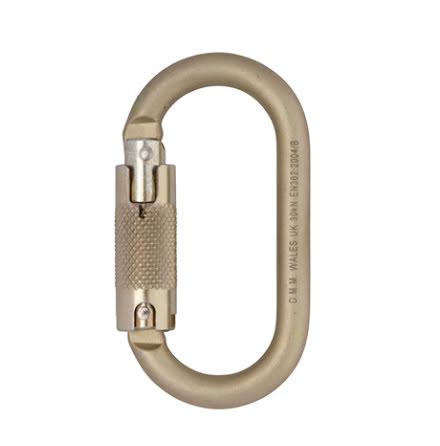 Steel Oval Locksafe