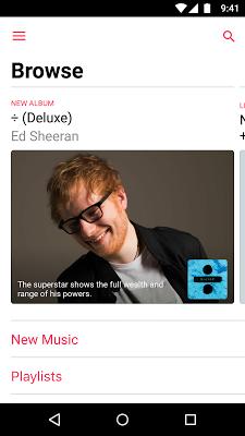 Apple Music - screenshot