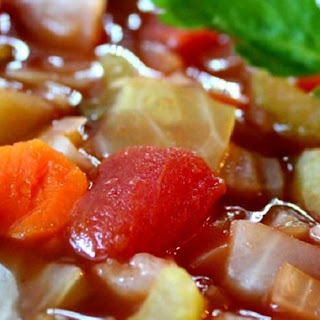 Cabbage Soup Tomato Juice Recipes