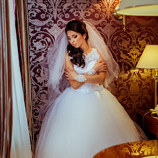 Wedding photographer Olesya Chernacka (Chernatska). Photo of 10.12.2015