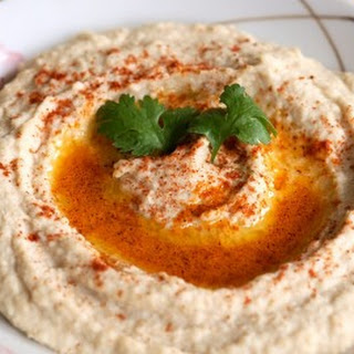 Easy and Smooth Hummus Recipe