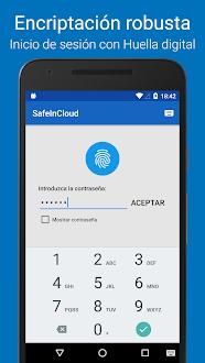 Password Manager SafeInCloud Gratis