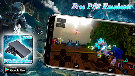 Free Pro PS2 Emulator Games For Android 2019